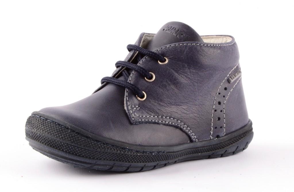 Primigi PBD 7070 Leder Sneaker Lauflernschuhe blau