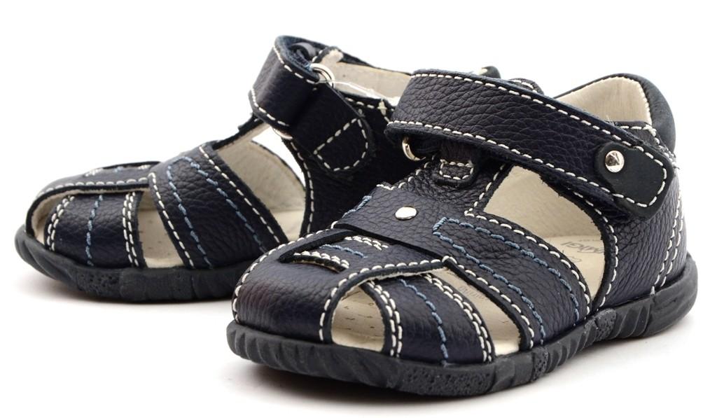 Primigi PBF 14060 Baby Leder Sandale Lauflernschuhe
