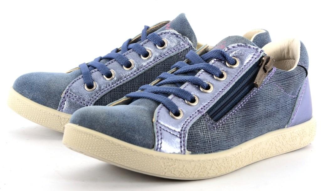 Primigi PHO 13670 Mädchen Leder Sneaker