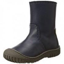 Bisgaard 61044 Winterstiefel dunkelblau mit Tex/Wolle warm gefüttert