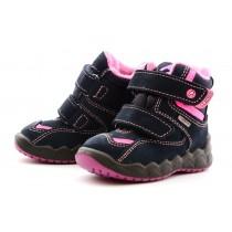 Primigi PMAGT 8560 Lauflernschuhe Baby Mädchen Winterstiefel