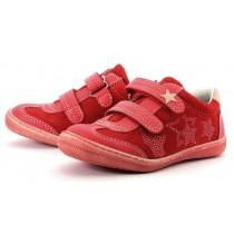 Primigi PTF 14325 Leder Sneaker mit Klettverschluss