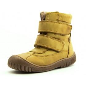 Bisgaard 61016 gelb Winterstiefel mit TEX/Wolle Warmfutter