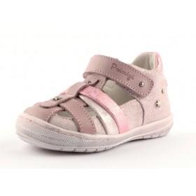 Primigi PBD 7068 Baby Mädchen Lauflernschuhe Sandale geschlossen