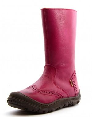 4d3e56a95b6d6e Bisgaard 60509 Pink Langschaft Winterstiefel mit TEX Wolle warm gefüttert